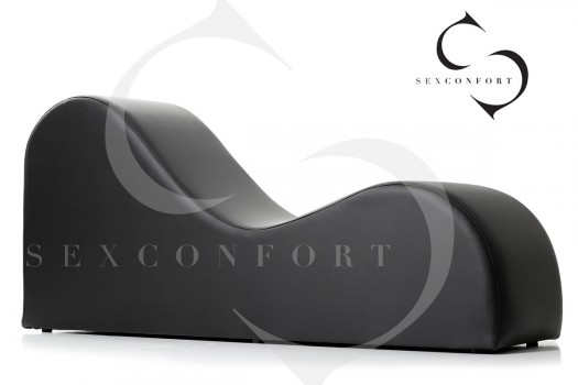 Modelo tibet sofa tantra de Sexconfort (color Negro)